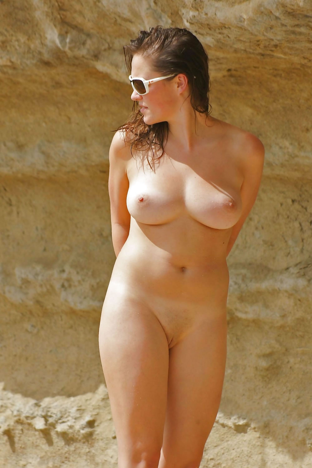 Beach voyeur photos nude