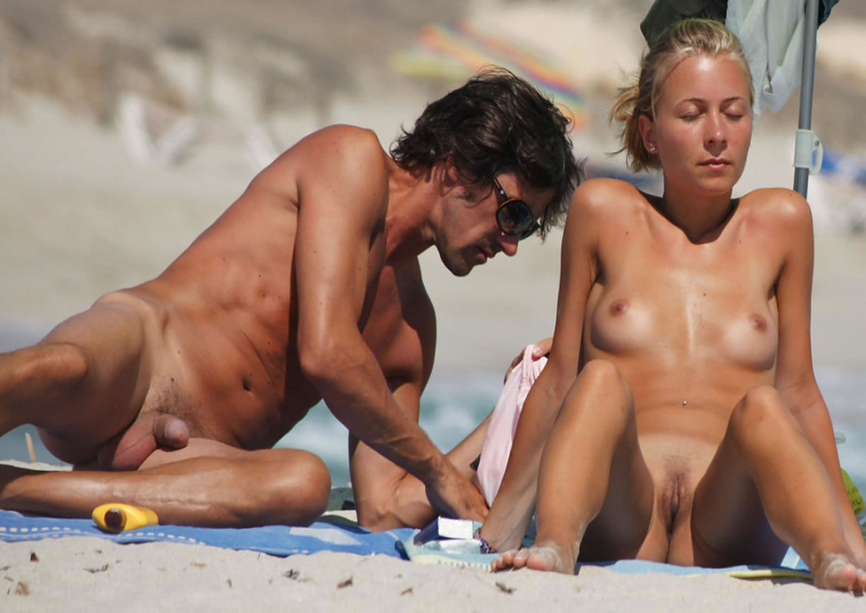 Hot nudist beach com like