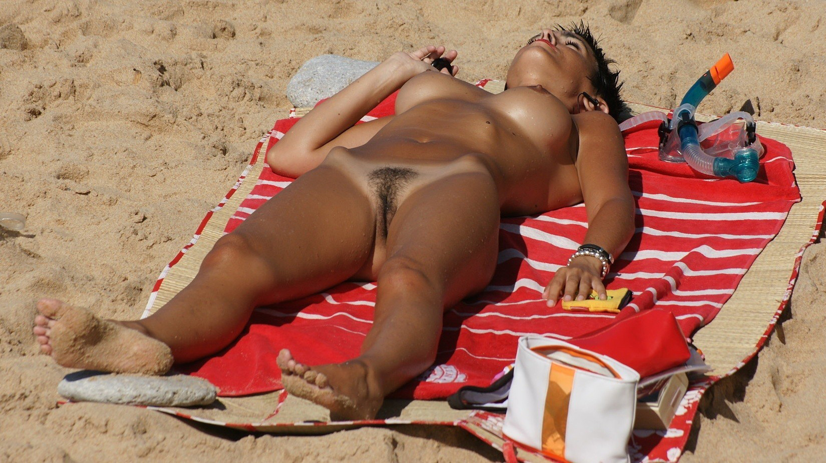 Hottest naked ebony gifs